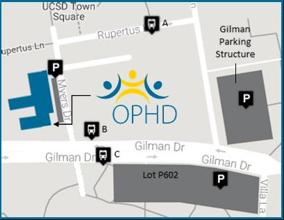 map to OPHD